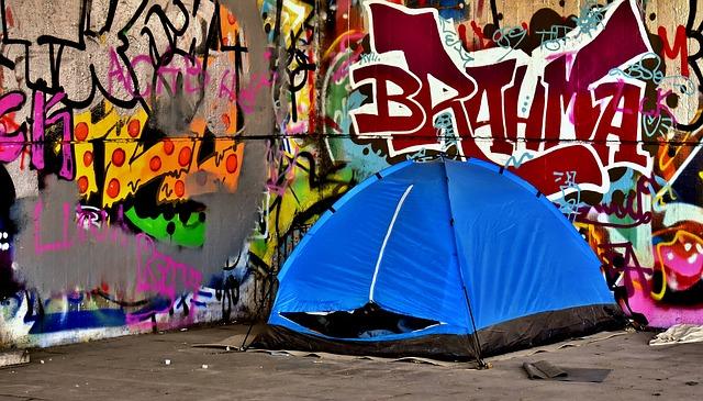 מאבק האוהלים